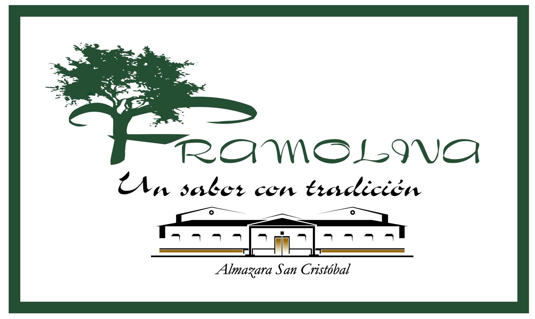 El Aceite de Oliva Virgen Extra FRAMOLIVA, es producido a partir de la selección y limpieza de las aceitunas en la Almazara San Cristóbal de Huevar del Aljarafe, formando por ello parte de la comarca Aljarafe-Doñana, en Sevilla.
